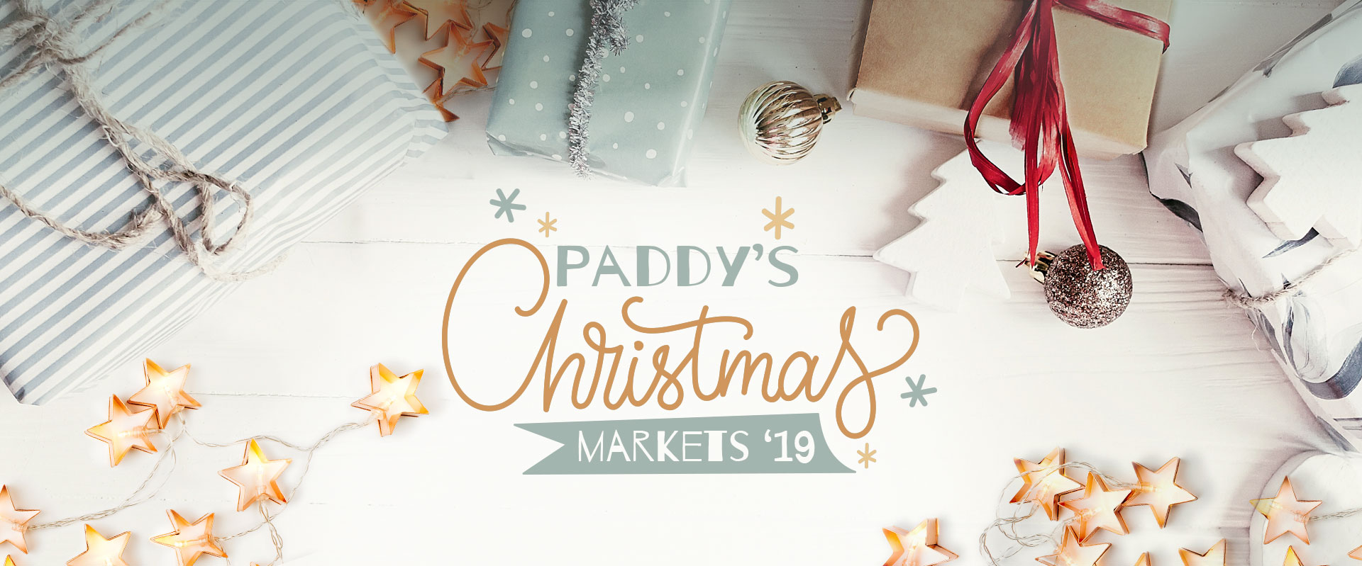 Trade at Paddy's Markets this Christmas 2019