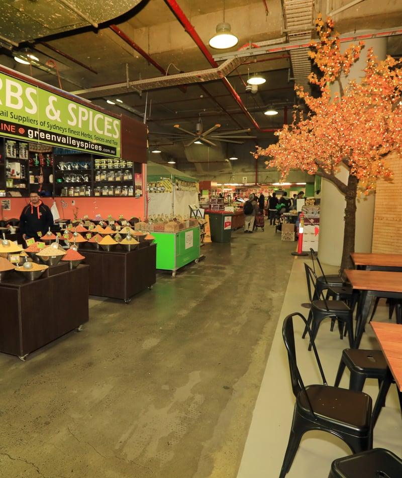 Paddy's Market Haymarket