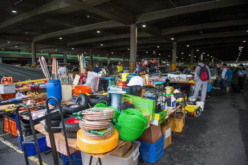 Swap & Sell Markets at Paddy's Markets Flemington Saturdays