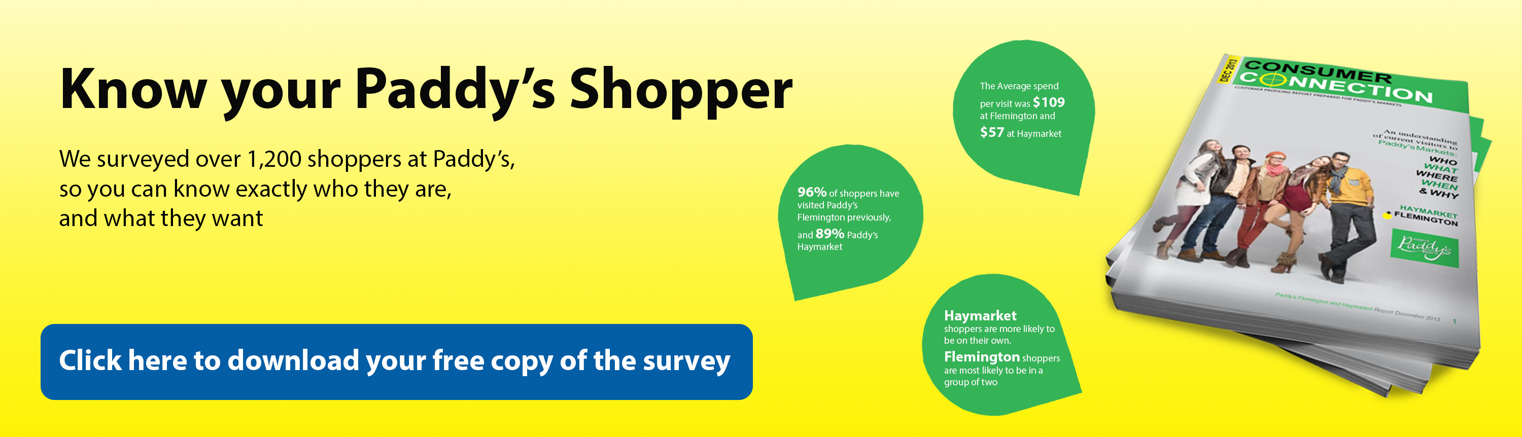 Know your Paddy's shoppers v1