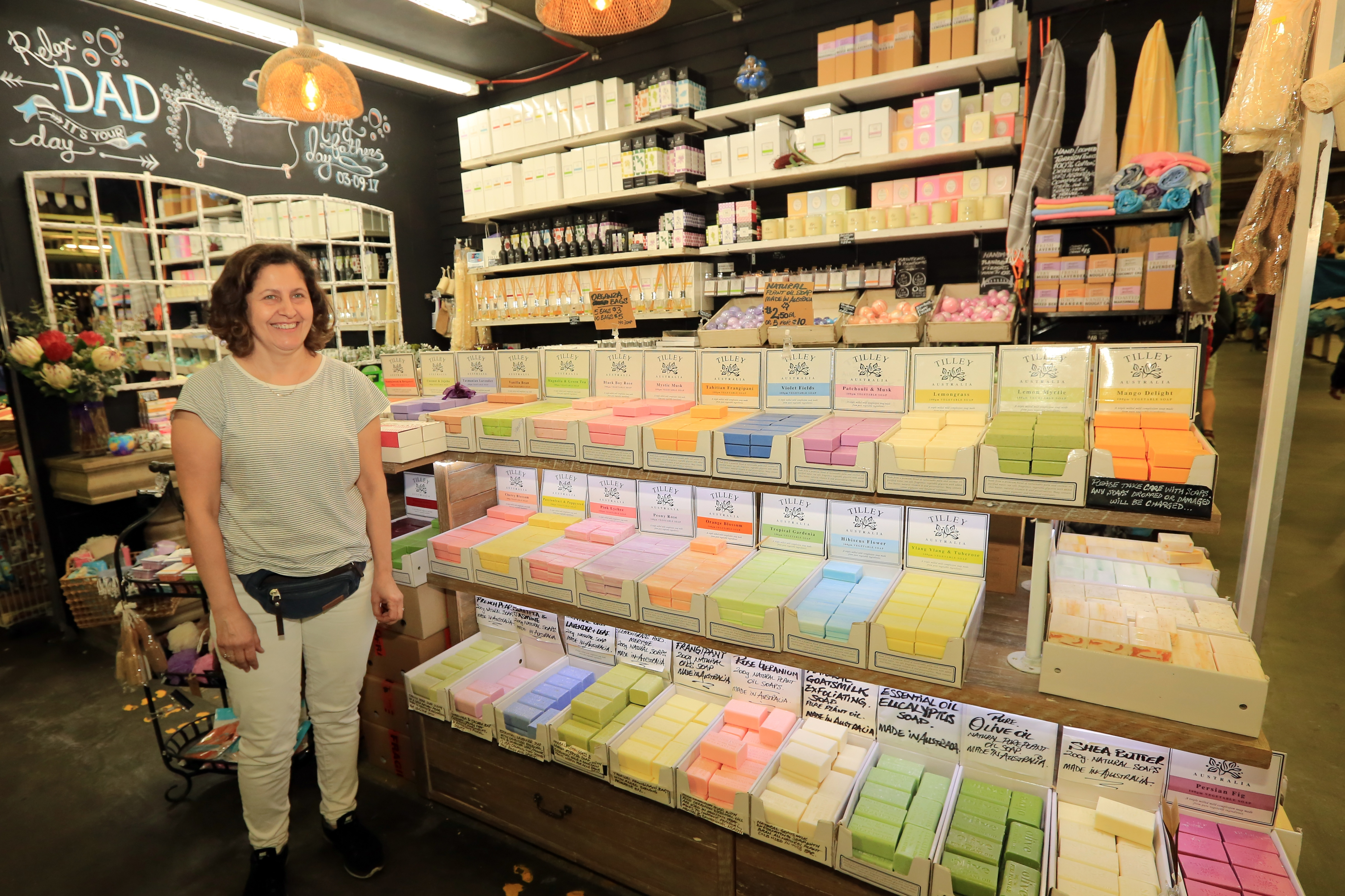 Become a Stallholder at Paddy's Markets